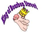 King of Bourbon Street