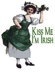 Irish Girl Kiss