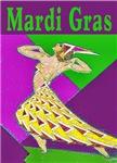 Mardi Gras Dancer