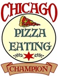 Chicago Pizza Eating Champion