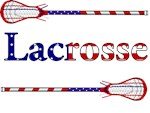 Lacrosse Stars and Stripes