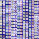 Bingo Game Patterns Offset