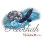 Team Rebekah The Vampire Diaries Raven Moon Blue C