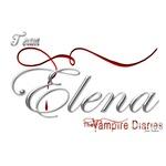 Team Elena The Vampire Diaries Raven Ribbon