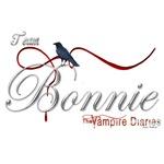 Team Bonnie The Vampire Diaries Raven Ribbon2