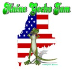 Maine Gecko Jam