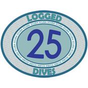 25 Logged Dives