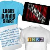 Scuba Diving Tees & Gifts