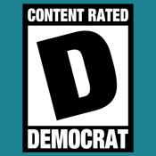 Content Rated Democrat