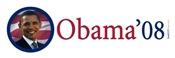 """""""Barack Obama 2008"""""""