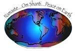 Namaste, Peace on Earth