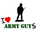 I Love Army Guys