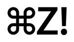 Command Z!