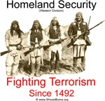 Fighting Terrorism Since 1492 - Geronimo and Apach