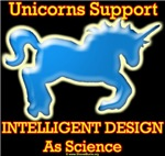 Unicorns Support intelligent design as Science