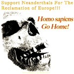 Neanderthals For The Reclamation Of Europe