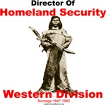 Numaga - Director of Homeland Security