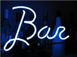 neon bar sign homewares