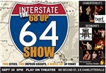 The 68 Up 64 Show - Sept 2011 WEC & Bent (C-ville)