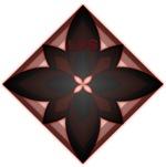 LDS Flower Tile