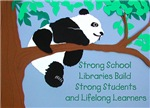 Panda for Strong School Libraries