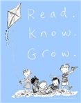 Steven Weinberg - Children Read.Know.Grow.