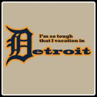 I Vacation In Detroit
