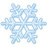 Flurry Snowflake XVIII