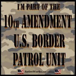 10th Amendment Patrol