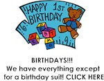 Happy Birthday Section