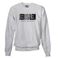 Jerusalem Pray for the Peace