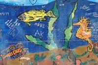 Water Graffiti Art