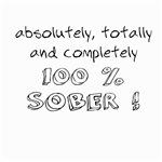 100% Sober