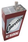 NO WARNING CIGARETTES