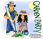 Marijuana Munchkins Garden Party