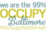 Occupy Baltimore T-Shirts