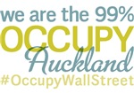 Occupy Auckland T-Shirts