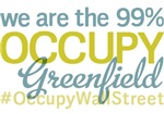 Occupy Greenfield T-Shirts