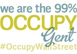 Occupy Gent T-Shirts