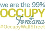Occupy Fontana T-Shirts