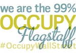 Occupy Flagstaff T-Shirts