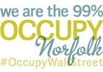 Occupy Norfolk T-Shirts