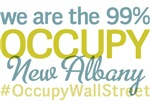 Occupy New Albany T-Shirts