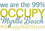 Occupy Myrtle Beach T-Shirts