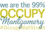 Occupy Montgomery T-Shirts