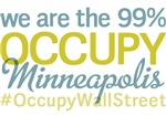 Occupy Minneapolis T-Shirts