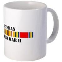World War II Veteran Mugs & Steins