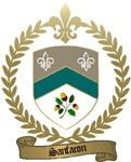 SANFACON Family Crest