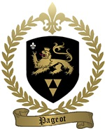 PAGEOT Family Crest