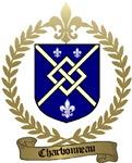CHARBONNEAU Family Crest